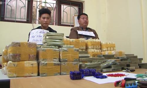 Vietnam arrests 3 Thai nationals in value=