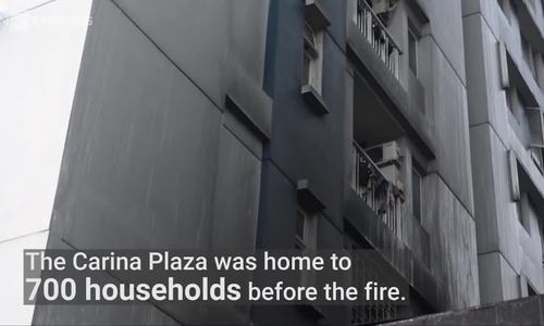 Saigon fire victims left to struggle in aftermath of deadly blaze