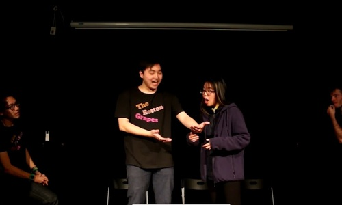 Off the cuff: Get ready to laugh at Hanoi's first improv comedy class