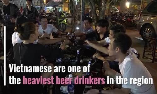 Vietnam proposes beer advertisement ban to curb drinking