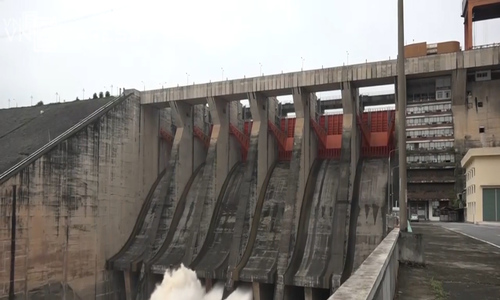 Hydropower projects killing the Mekong River