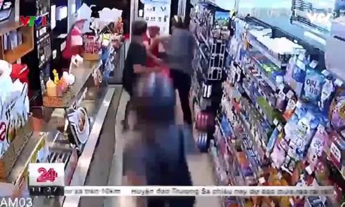 Convenience store robberies in Saigon