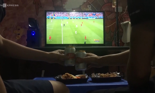Home-cooked food delivery scores big in late night World Cup matches