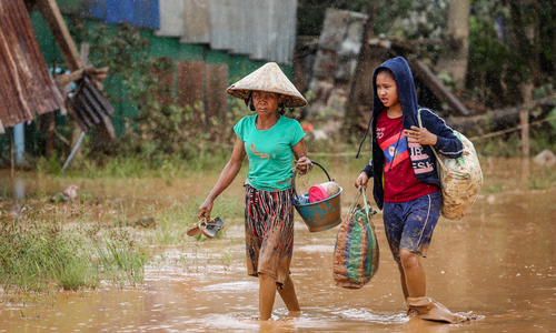 Laos dam tragedy toll still being counted