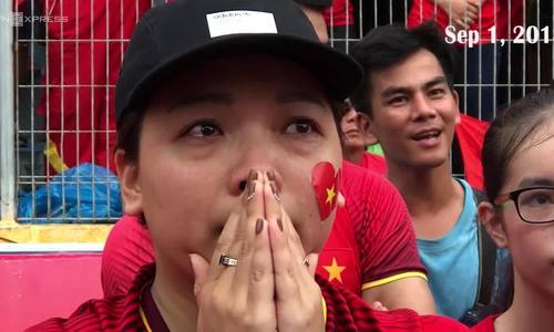 Vietnamese fans thank football team for epic run despite final loss