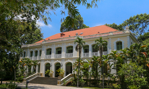A French construction in Saigon recounts 150 years of history