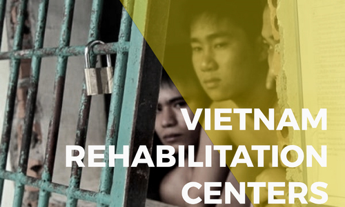 Vietnam needs a rehab program for its drug rehab centers