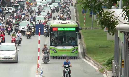Hanoi takes steps to improve air quality