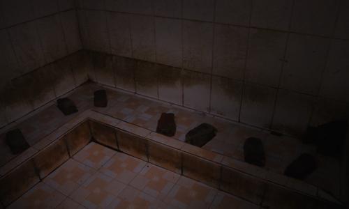 Bathroom nightmare haunts Vietnamese students