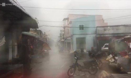 More heavy rains send Saigon back under water