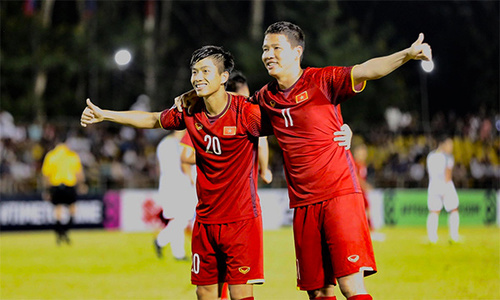 AFF highlights: Vietnam score 2-1 victory over Philippines at semi-final first leg match