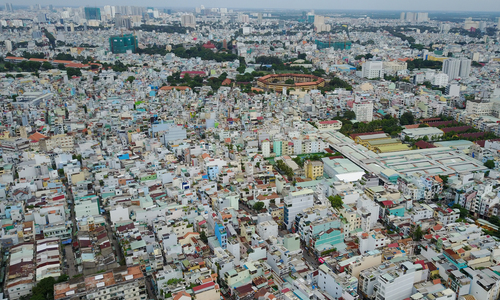 Here is how Vietnam's most populated city plans to to ease its residents' dense living space