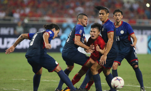 AFF highlights: Vietnam storms into AFF Cup finals after win over the Philippines