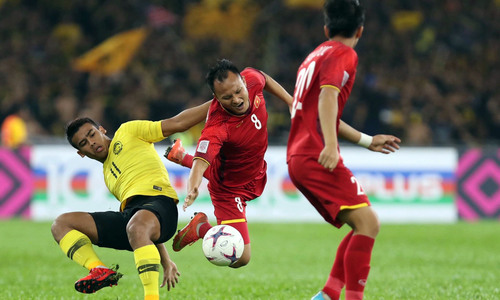AFF final highlights: Vietnam 2-2 Malaysia final first match