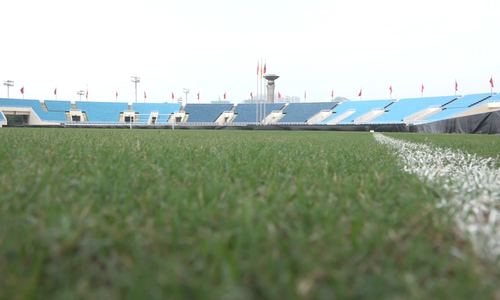 A close look at My Dinh National Stadium in Hanoi