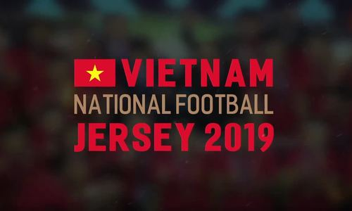 Vietnam National Football Jersey 2019