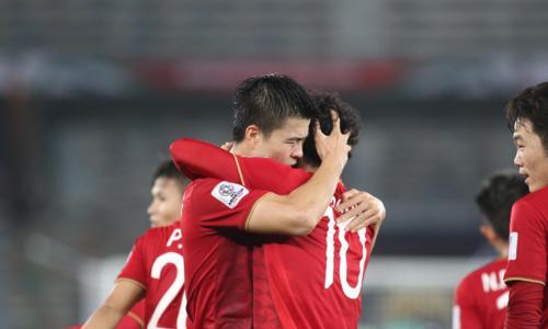 AFC Asian Cup 2019 highlights: Vietnam 2 - 3 Iraq