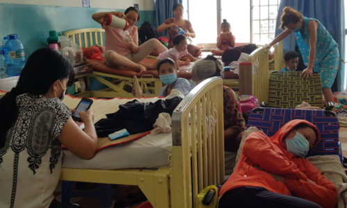 Measles is back in HCMC, doctors blame failure to get vaccinated