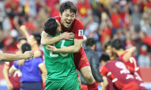 AFC Asian Cup highlights: Vietnam beat Jordan 4-2 on penalties