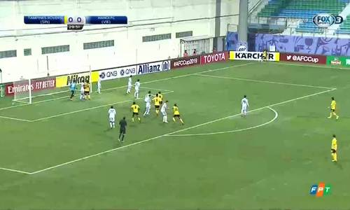 AFC Cup: Vietnamese teams punished for errors