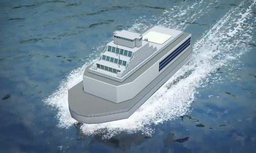 China to build first floating nuclear power stations in the South China Sea