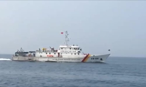 Vietnam repels Chinese vessels illegally fishing in its waters  (EDITED)