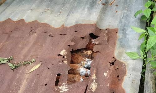 Wartime munition bunker found in Central Highlands province