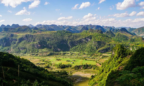 Non Nuoc Cao Bang among world's most beautiful geoparks