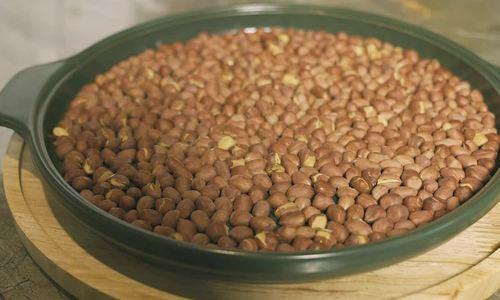 Rang đậu với chảo sứ dưỡng sinh