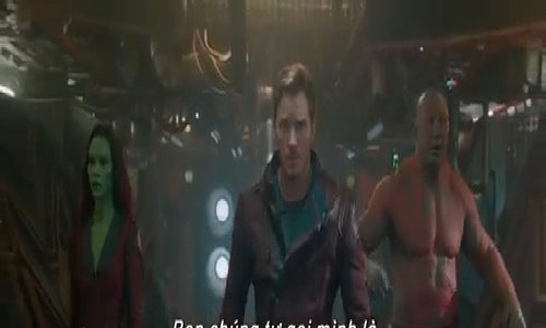 Trailer mới phim: 'The Guardians of the Galaxy'
