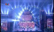 Đội PB Nation hát 'Thành phố trẻ - Tên tôi Việt Nam'