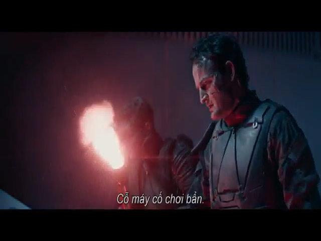 Trailer phim 'Kẻ Hủy Diệt: Thời đại Genisys'