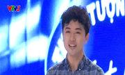Minh Quân hát 'Tóc ngắn - Feeling good'