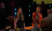 Sawyer Fredericks hát cùng Pharrell Williams