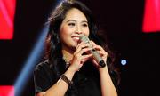 Tiết mục 'Rơi' của Kiều Anh gây ấn tượng tại The Voice 2015