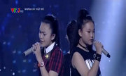 Hà Minh - Hà Vy - Trâm Anh đối đầu