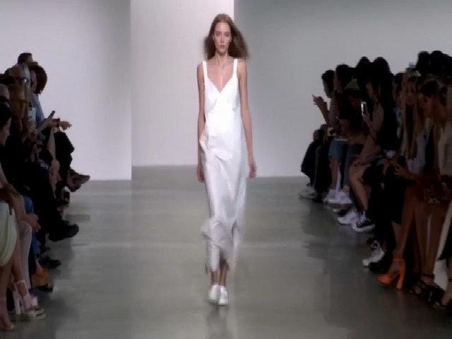Bộ sưu tập Xuân Hè 2016 của Calvin Klein