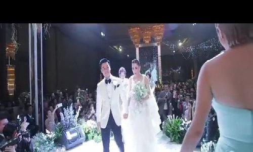 Đám cưới lộng lẫy của Chompoo Araya