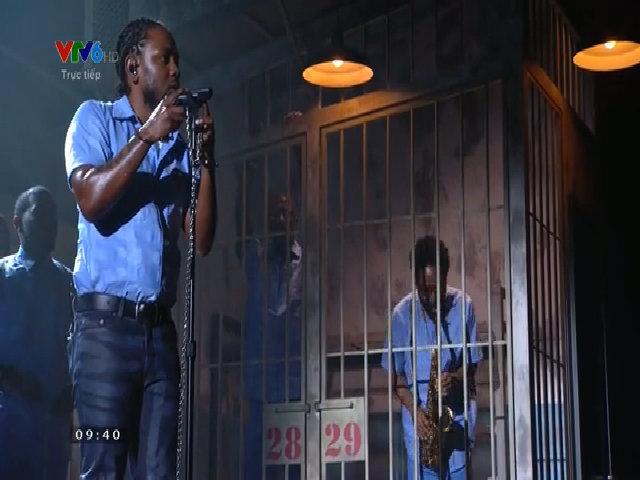 Màn trình diễn của Kendrick Lamar
