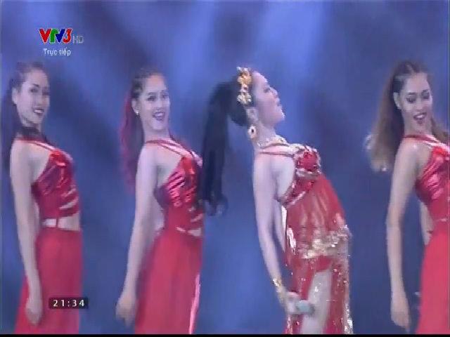 Đội Hương Tràm hát 'Hãy mang đi xa'