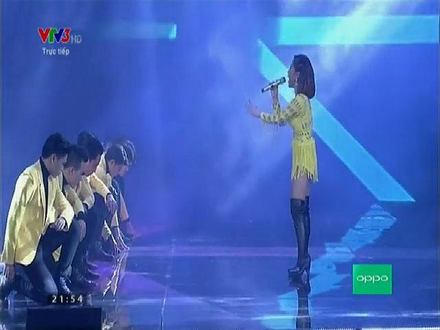 Đội Hương Tràm hát 'Vẫn luôn chờ mong'