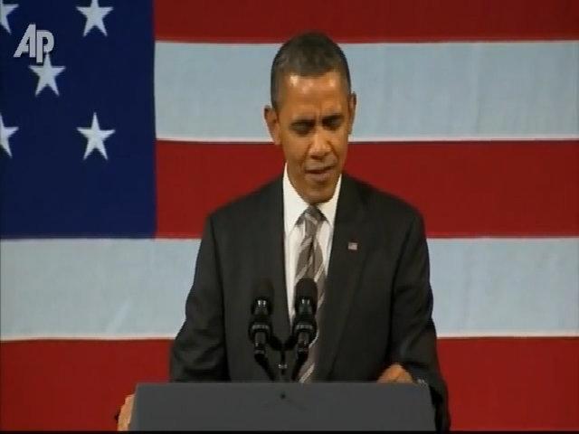 Obama hát 'Let's Stay Together' của Al Green