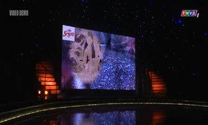 Hoa khôi Nam Em khoe giọng hát với 'Ngày xưa Hoàng thị'