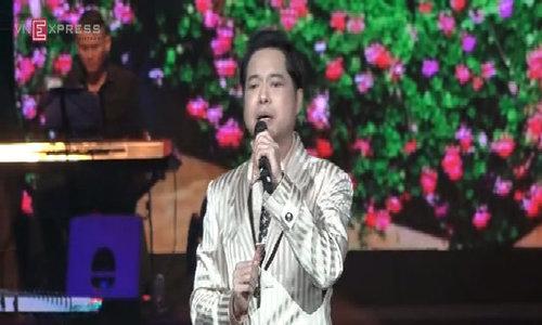 Ngọc Sơn hát 'Hoa sứ nhà nàng'