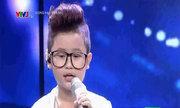 Bé Chu Tuấn Ngọc hát 'Con có mẹ rồi'
