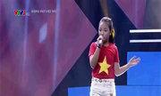 Bé Lê Võ Thùy Dung hát 'Lá cờ'