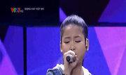 Bé Nguyễn Linh Nhi hát 'Treasure'