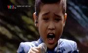 Bé Trịnh Nhật Minh hát 'Đá trông chồng'