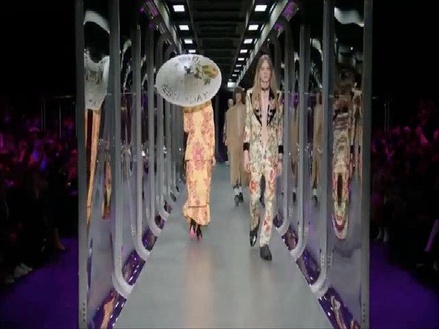 Bộ sưu tập Thu Đông 2017 của Gucci