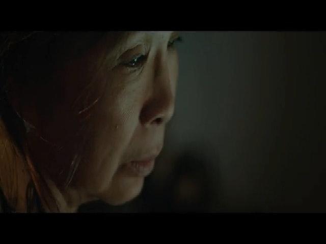 NSƯT Kim Xuân trong phim 'Có căn nhà nằm nghe nắng mưa'
